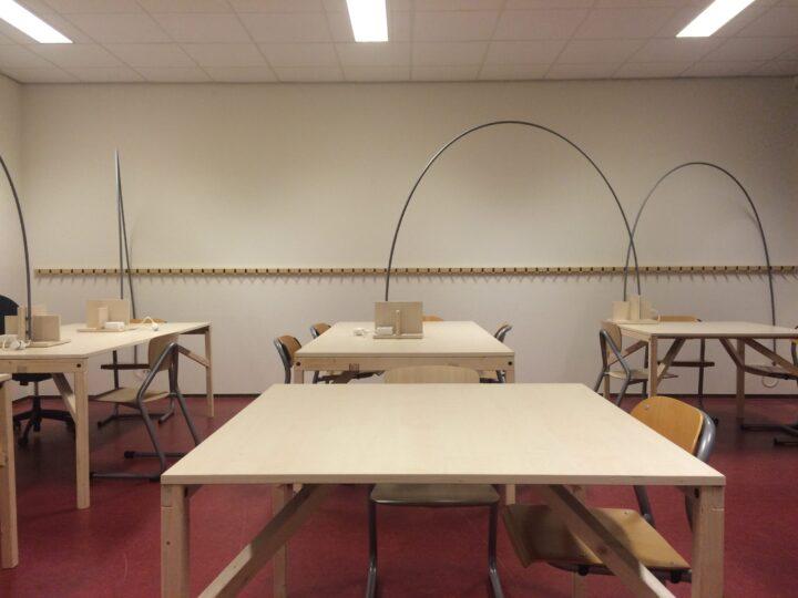 academy interior MAMDT zuyd hogeschool maastricht