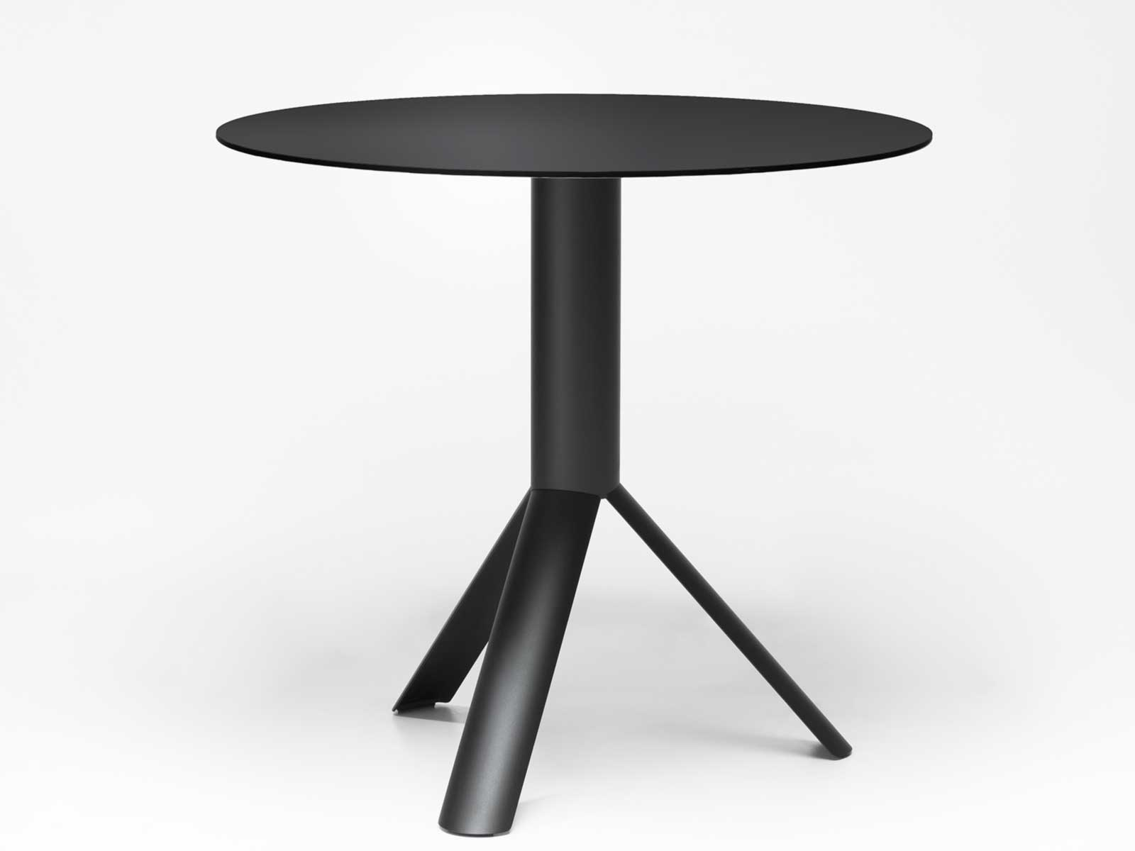 Tube bar table 110 cm height ntm nano top layer by fenix hometablesround tube bar table 110 cm height watchthetrailerfo