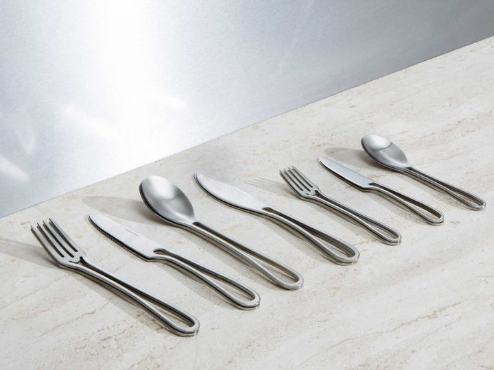 New outline cutlery photo by Sam Walravens