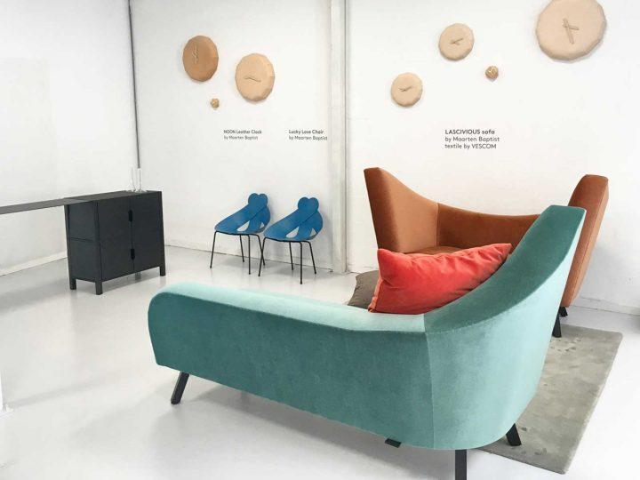 DDW 2018 Maarten Baptist at Dutch Design week Eindhoven