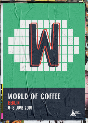 Maarten Baptist at Berlin World of Coffee fair 6-8 June 2019