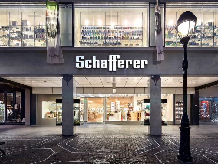 Outline Cutlery at Schafferer 'Fachgeschäft' Freiburg Germany